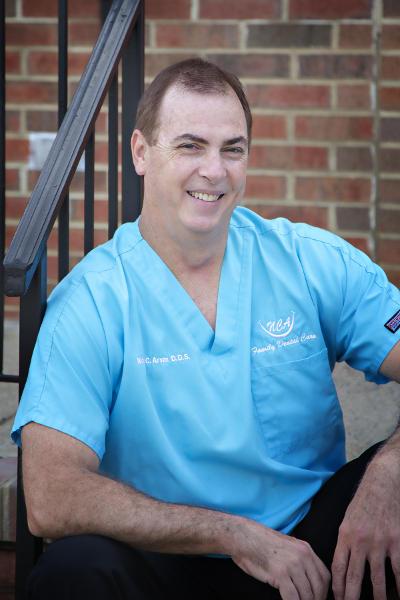 Dr. Nickolas Arvan DDS
